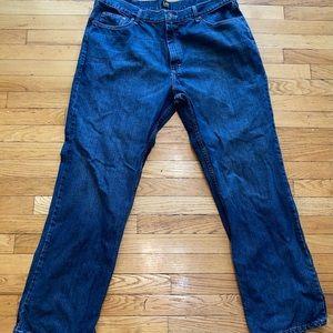 Lee jeans Men's size 42x 32